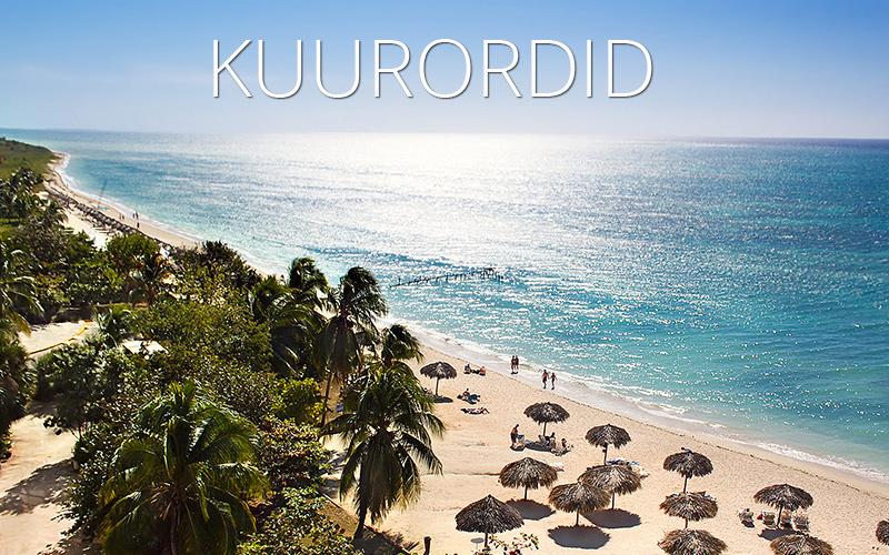 KUURORDID
